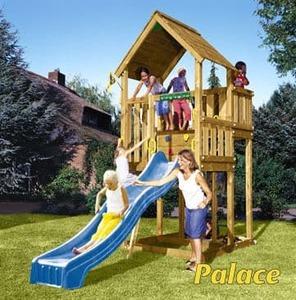 Детский городок JUNGLE GYM PALACE