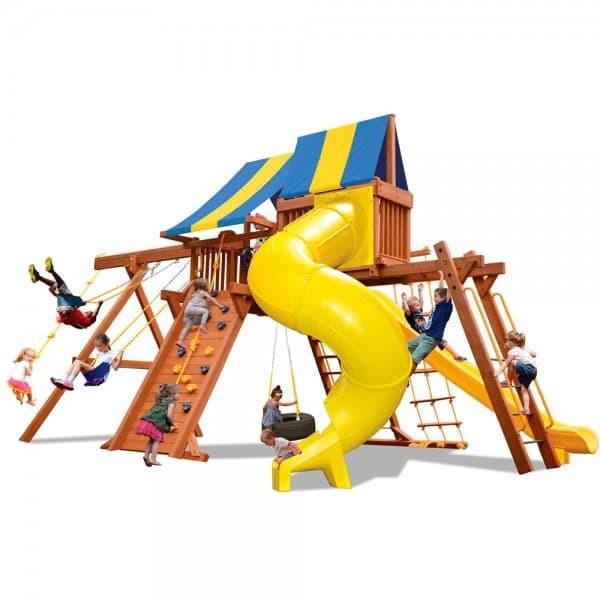 Детский городок SUPERIOR PLAY SYSTEMS ТЕХАСЕЦ 7