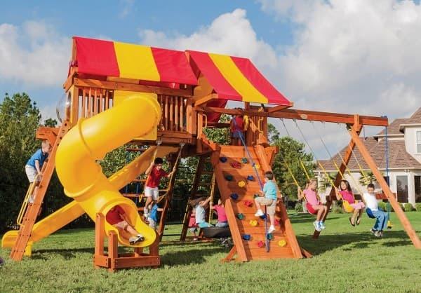 Детская площадка Superior Эверест 7 Делюкс