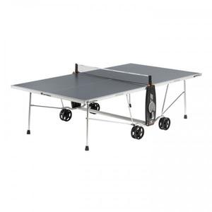 Всепогодный теннисный стол CORNILLEAU 100S CROSSOVER OUTDOOR серый