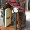Игровая площадка индивидуального изготовления «Домик на пне»