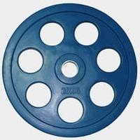 "Олимпийский диск евро-классик с хватом Ромашка"", 20 кг."""
