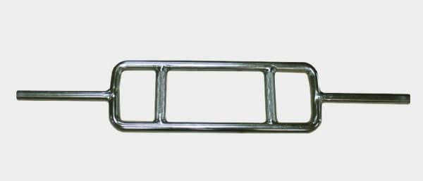 Гриф штанги на трицепс BCT-34 диаметр 25 мм