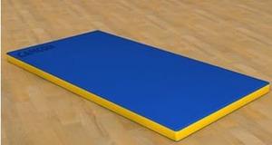 Мат гимнастический 1 м х 2 м