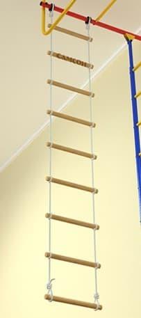 Лестница веревочная гимнастическая