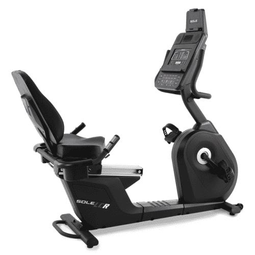Горизонтальный велотренажер Sole LCR 2019
