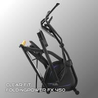 Складной эллиптический тренажер Clear Fit FoldingPower FX 450