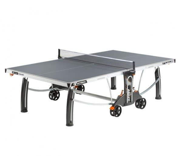 Всепогодный теннисный стол CORNILLEAU 500M CROSSOVER OUTDOOR серый