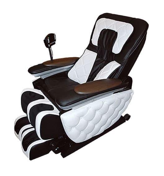 Массажное кресло TAKASIMA VENERDI FUTURO - Королевская зебра