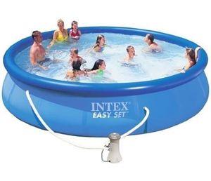Бассейн надувной Intex Easy Set Pool - 28180 457x84 см