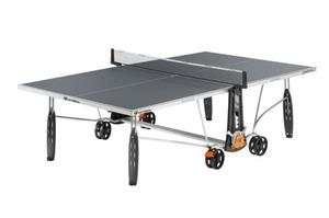 Всепогодный теннисный стол CORNILLEAU 250S CROSSOVER OUTDOOR серый