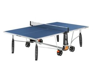 Всепогодный теннисный стол CORNILLEAU 250S CROSSOVER OUTDOOR синий