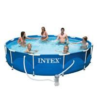 Бассейн каркасный Intex Metal Frame Pool - 28212 366х76 см