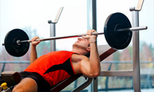 Упражнения со штангой в домашних условиях - комплекс упражнений на все группы мышц