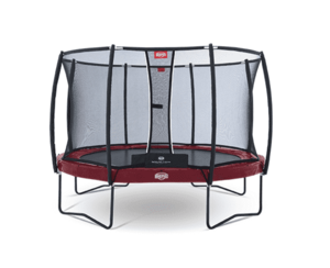 Батут BERG Elite Red 430 + Safety Net Deluxe