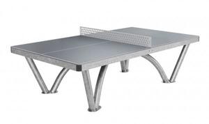 Всепогодный теннисный стол CORNILLEAU PARK серый