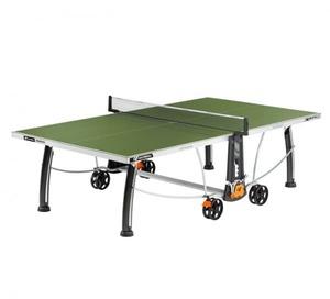 Всепогодный теннисный стол CORNILLEAU 300S CROSSOVER OUTDOOR зеленый