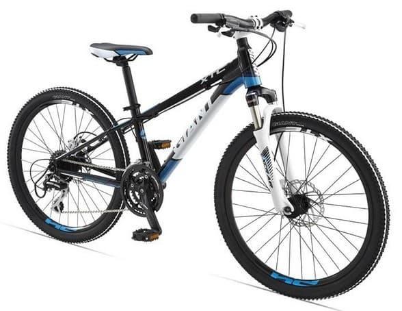 Велосипед Giant XtC SL Jr 24 (2015)