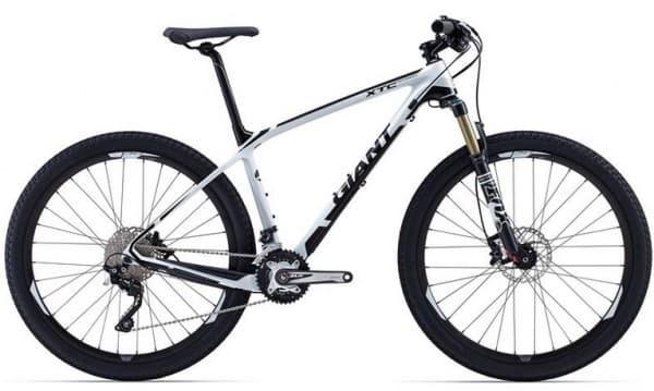Велосипед Giant XtC Advanced 27.5 2 (2015)