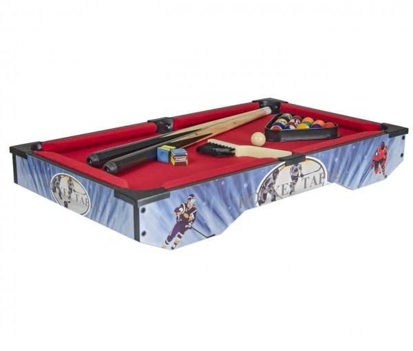 Игровой стол WEEKEND BILLIARD COMPANY COMBO 8 в 1 53.040.02.0