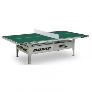 Всепогодный теннисный стол DONIC OUTDOOR PREMIUM 10 зеленый