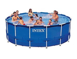 Бассейн каркасный Intex Metal Frame Pool - 28236 457х122 см
