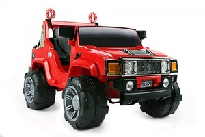 Детский автомобиль SMART Ride On Hummer