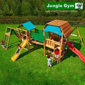 Детский городок JUNGLE GYM GRAND BARN
