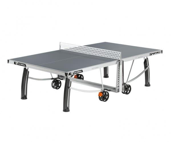Всепогодный теннисный стол CORNILLEAU 540M CROSSOVER OUTDOOR серый