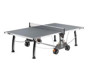 Всепогодный теннисный стол CORNILLEAU 400M CROSSOVER OUTDOOR серый