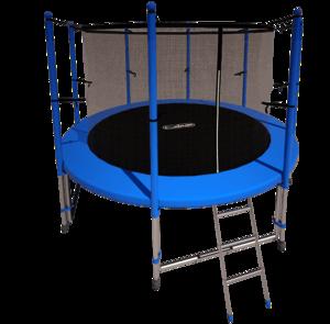 Батут i-JUMP 6ft (с защитной сетью и лестницей)