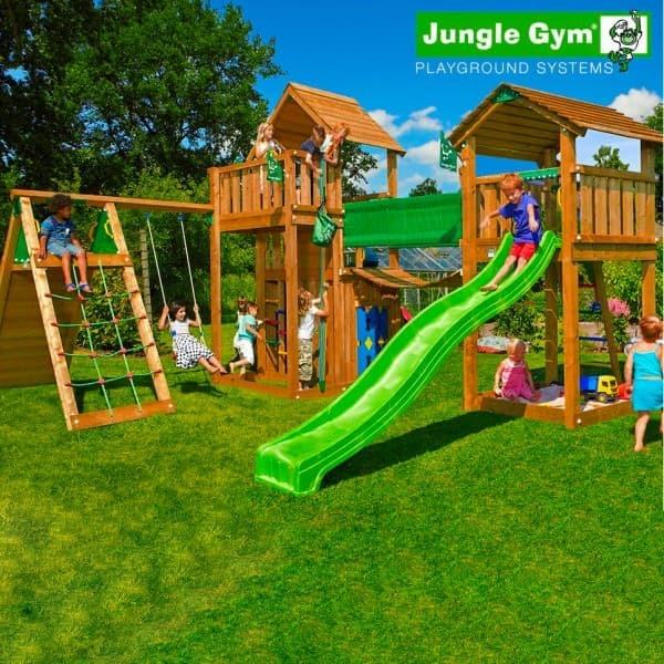 Детский городок JUNGLE GYM GRAND PALACE