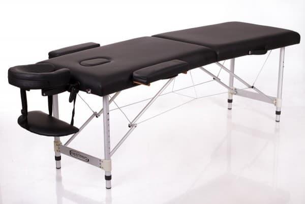 Массажный складной стол RESTPRO ALU 2 (M) Black