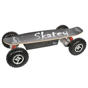 Электроскейт SKATEY 800W черный/красный