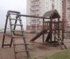 """Игровой комплекс МАФ """"МегаКлимбер с сетью паутиной"""""""