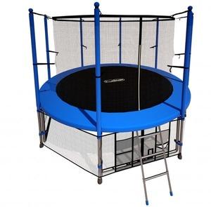 Батут i-JUMP 8ft (с защитной сетью и лестницей)