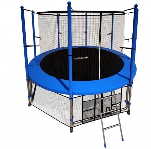 Батут i-JUMP 10ft (с защитной сеткой и лестницей)