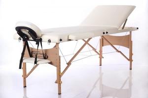 Массажный складной стол RESTPRO Classic 3 Cream