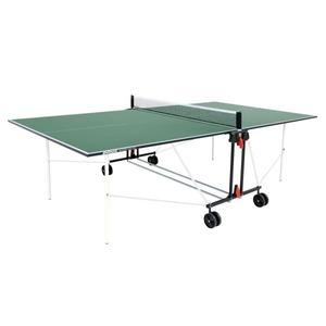 Теннисный стол для помещений DONIC INDOOR ROLLER SUN зеленый