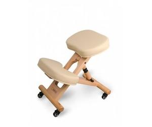 Детский стул для безупречной осанки US MEDICA ZERO MINI бежевый/черный