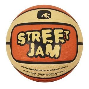 Мяч баскетбольный AND1 STREET JAM (orange/cream)