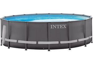 Бассейн каркасный Intex Ultra Frame Pool - 28324-01 488х122 см
