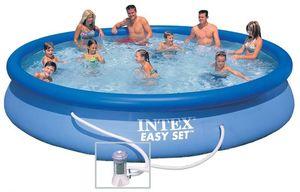 Бассейн надувной Intex Easy Set Pool - 28158 457x84 см