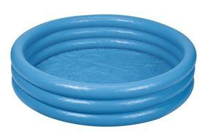 Бассейн Синий Кристалл Intex арт.58446 168х41см, от 3 лет