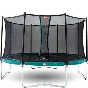 Батут Berg Favorit 430 + Safety Net Comfort 430
