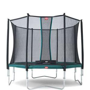 Батут Berg Favorit 380 + Safety Net Comfort 380