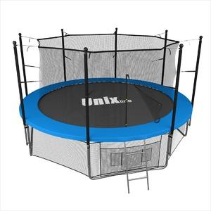 Батут UNIX 12 ft INSIDE (blue)