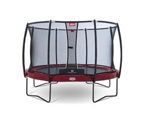 Батут BERG Elite Red 330 + Safety Net Deluxe