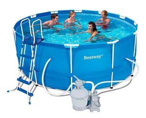 Бассейн каркасный BestWay Steel Pro Frame Pool - 56414.56259 366х122 см
