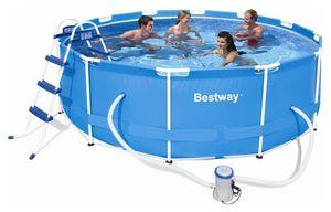 Бассейн каркасный BestWay Steel Pro Frame Pool - 56420 366х122 см